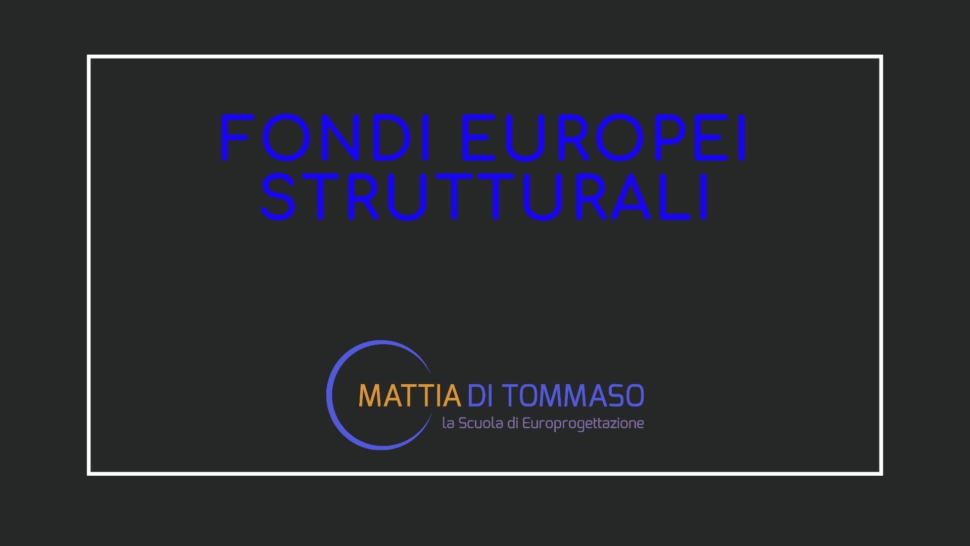 Fondi Europei Strutturali: Un bilancio di 576 miliardi di euro.
