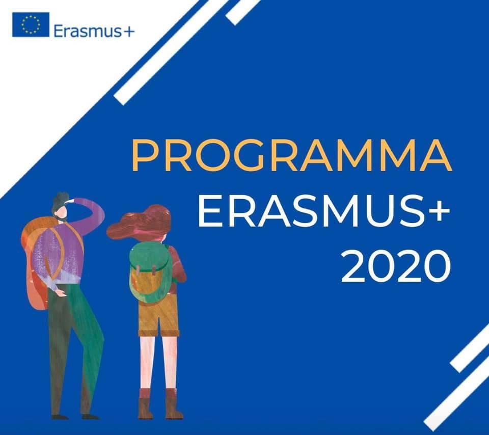 Anno 2020 : in arrivo 3 miliardi di euro per mobilità e progetti Erasmus+