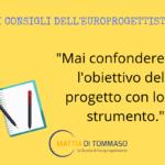 Europrogettazione: i consigli di Mattia Di Tommaso