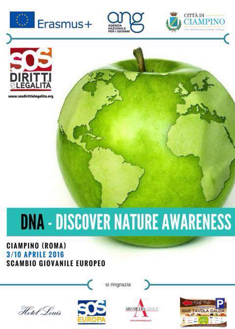 Racconta un progetto: DNA Discover Nature Awareness