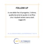 Il glossario dell'europrogettista: FOLLOW UP
